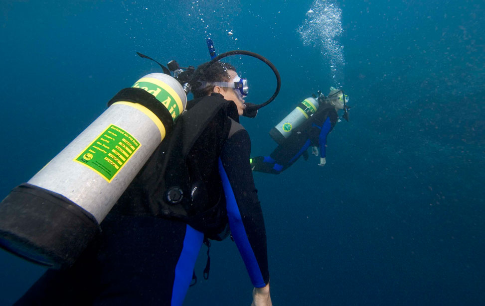 Benefits Of Diving Nitrox
